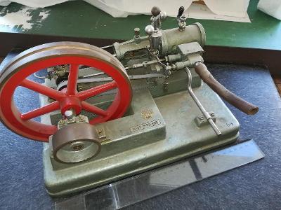 Model parního stroje * parní stroj * Made in Poland