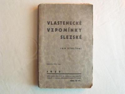 J.Vyhlídal - Vlastenecké vzpomínky Slezské
