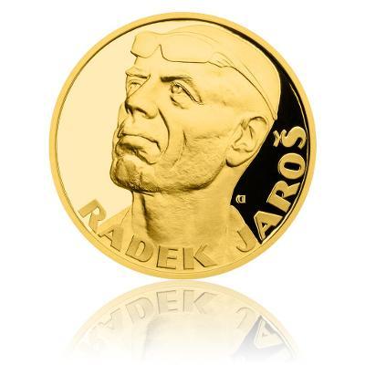 Zlatá medaile Radek Jaroš