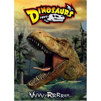 Složka desky L Dinosauři