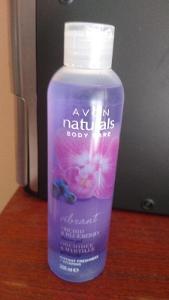 Sprchový gel s orchidejí a borůvkou