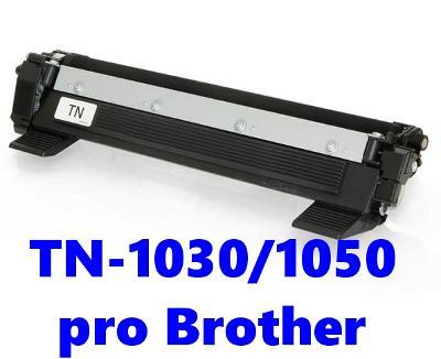 Toner kompatibilní TN-1030 / TN-1050 (TN1030,TN1050) pro Brother