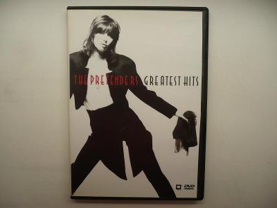 Hudební DVD THE PRETENDERS  GREATEST HITS