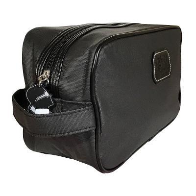 Pánská toaletní taška Karl Lagerfeld černá. Vzácný!