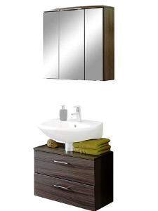 Koupelnová sestava WELL NESS se světlem (20455B) DOPRAVA ZDARMA