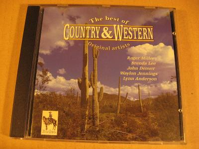 Best of COUNTRY & WESTERN 199? UK CD