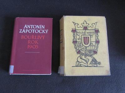 Bouřlivý rok 1905 - Antonín Zápotocký - 1953
