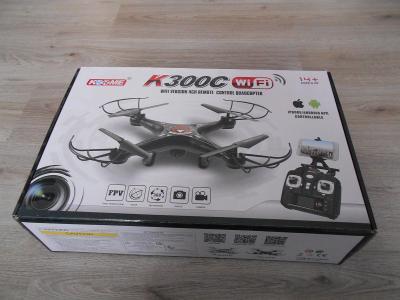 dron K300C Wifi