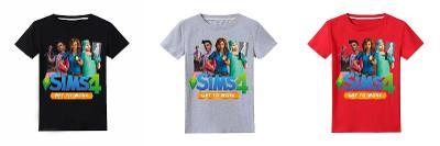 The Sims 4 - dětské tričko, různé velikosti