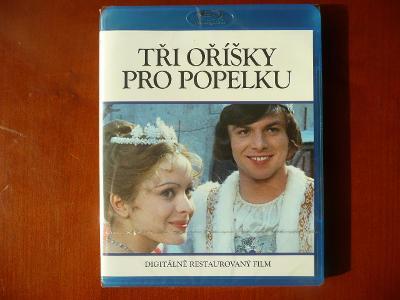TRI ORISKY PRO POPELKU cz dabing NOVE, FOLIE