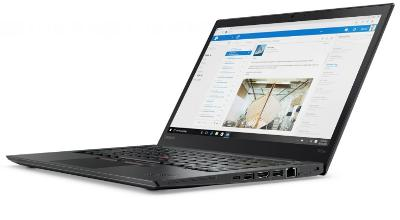 Lenovo ThinkPad T470s, i5-6300U (2.5GHz) , 8GB DDR4, 256 GB SSD