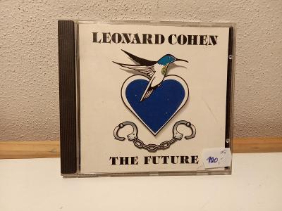 CD Leonard cohen - the Future
