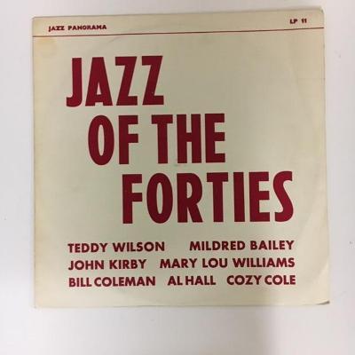 LP vinyl Various – Jazz Of The Forties