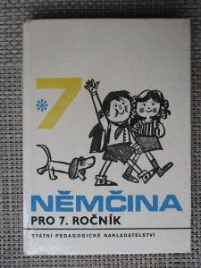 Niedermaierová Pavla - Němčina pro 7. ročník základní školy