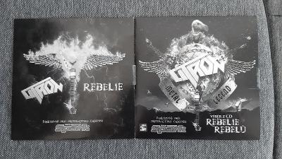 2x CD Citron- EP Rebelie z časopisu SPARK - Rarita (Křížek, Kreyson)