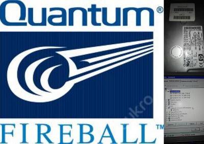 "3.5"" PATA 1.7GB QUANTUM FIREBALL TM 1700AT (TM17A012) pro sběratele"