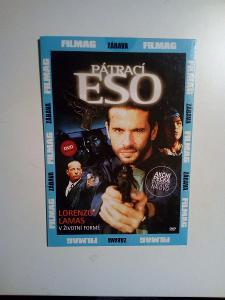 DVD, film Pátrací eso