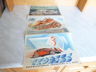 Auto Z - 5, Zbrojovka - katalog - prospekt - propagační materiál