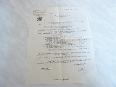 Tatra dokumenty - katalog - prospekt - propagační materiál