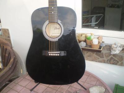 Kytara akustická westernová Blond