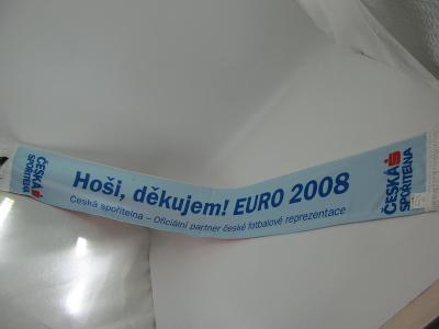 Šála futbol Česká republika EURO 2008