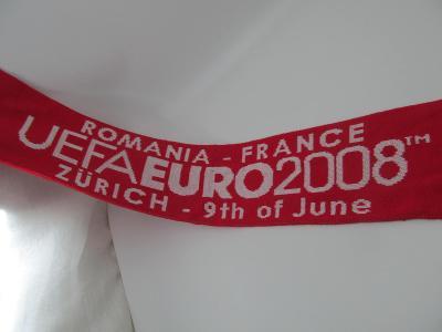 Šála futbol UEFA Euro 2008 ( švýcarsko )  Roma - Francia