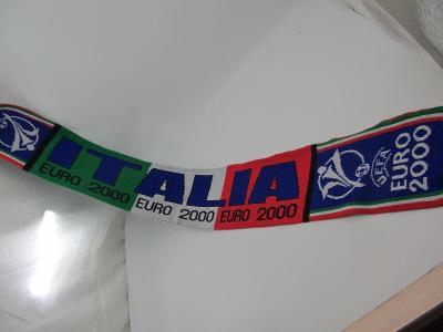 Šála futbol UEFA EURO 2000 Italia