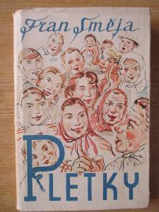 Směja František - Pletky (1. souborné vydání slezských veršů)