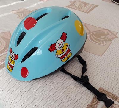 Dětská cyklistická helma