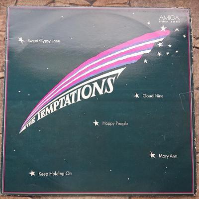 LP - THE TEMPTATIONS (Amiga)