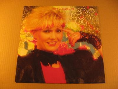Vondráčková Helena SÓLO PRO TVÉ OČI 1986 LP stereo