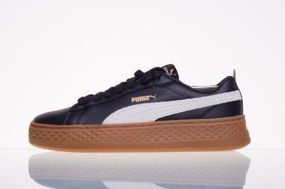 Kožená obuv PUMA Smash Platform L - vel. 38,5