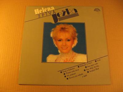 Vondráčková Helena HELENA ZPÍVÁ JEŽKA 1986 LP stereo TOP