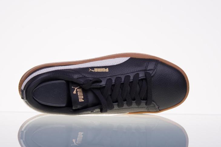 Kožená obuv PUMA Smash Platform L - vel. 41 - Dámské boty