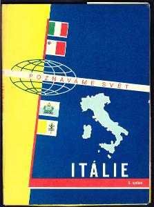 Poznáváme svět - mapový soubor č.15 - Itálie
