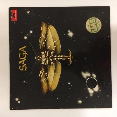 Saga – Saga LP vinyl