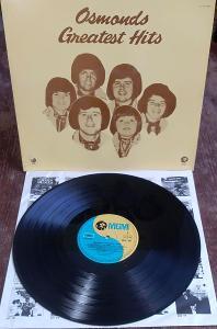 LP Osmonds – Greatest Hits EX/EX-