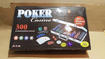 poker, pokerová sada ,Albi