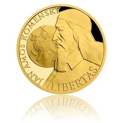 Zlatá medaile Pětidukát ČR 2020 - Svoboda