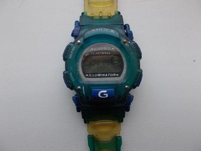 Hodiny pánské náramkové hodinky Illuminátor Super G