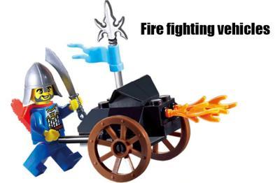 figurka rytíř pro lego