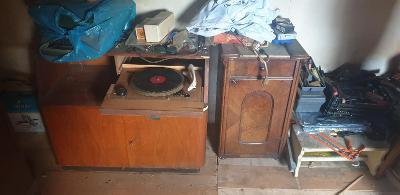 Gramofónový stůl