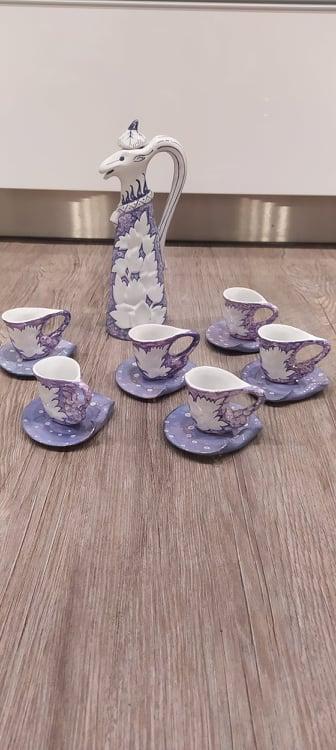 Albánský porcelán