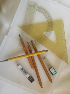 Tužky Pravitka Kreslicí Potřeby KOH-I-NOR L&C... ČSSR