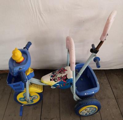 Dětská tříkolka...(10732)