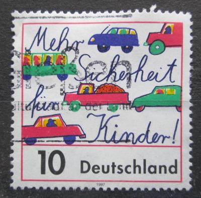 Německo 1997 Bezpečnost pro děti Mi# 1954 1858