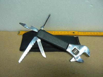 Nůž sběratelský multifunkce MacGyver :-)