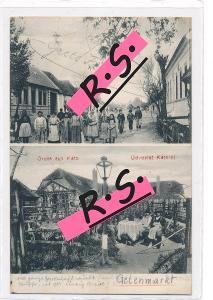 Kátov , Káto 1911 - Holíč ,  Skalica , /4205/