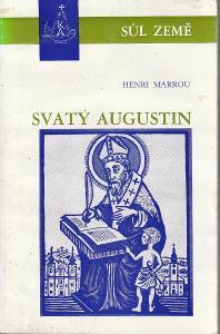 Henri Marrou: Svatý Augustin, 1979, pěkný stav!!