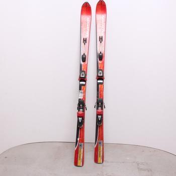 Sjezdové lyže Salomon Superaxe Team